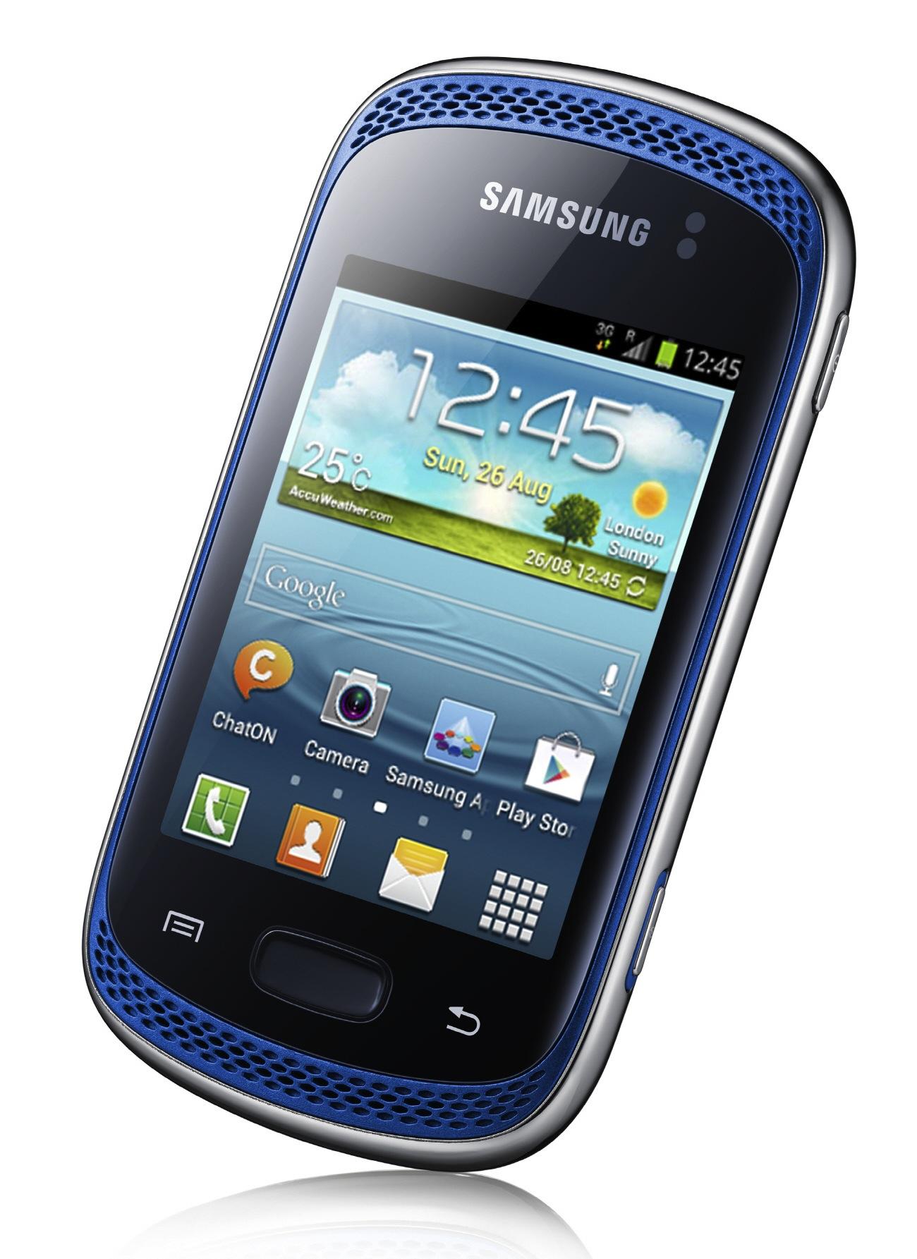 Samsung Galaxy Music Duos S6012 -spiderorbit