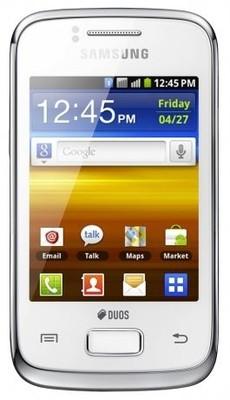 Samsung Galaxy Y Duos S6102 -spiderorbit