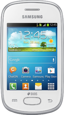 Samsung Galaxy Star S5282 -spiderorbit