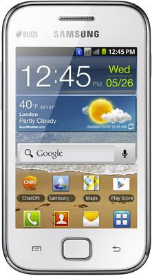 Samsung Galaxy Ace Duos S6802 -spiderorbit